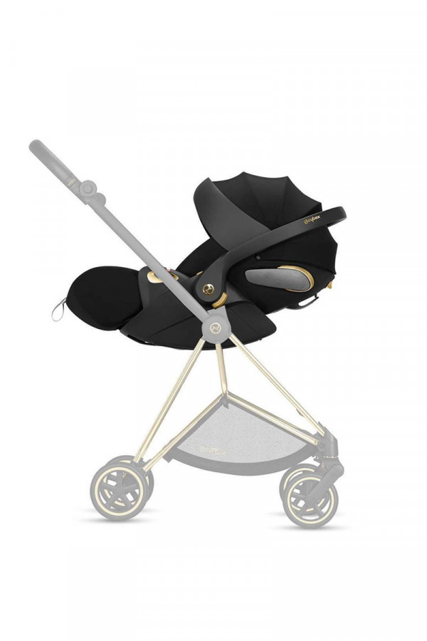 Cybex Cloud Z i-size (45-87 cm) Jeremy Scott black