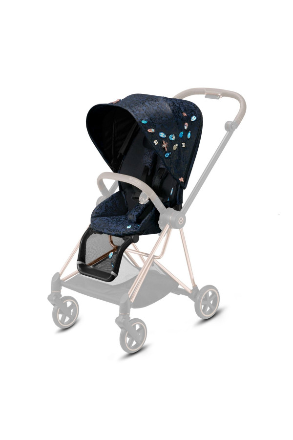 Cybex navlaka za Mios Jewels of Nature dark blue