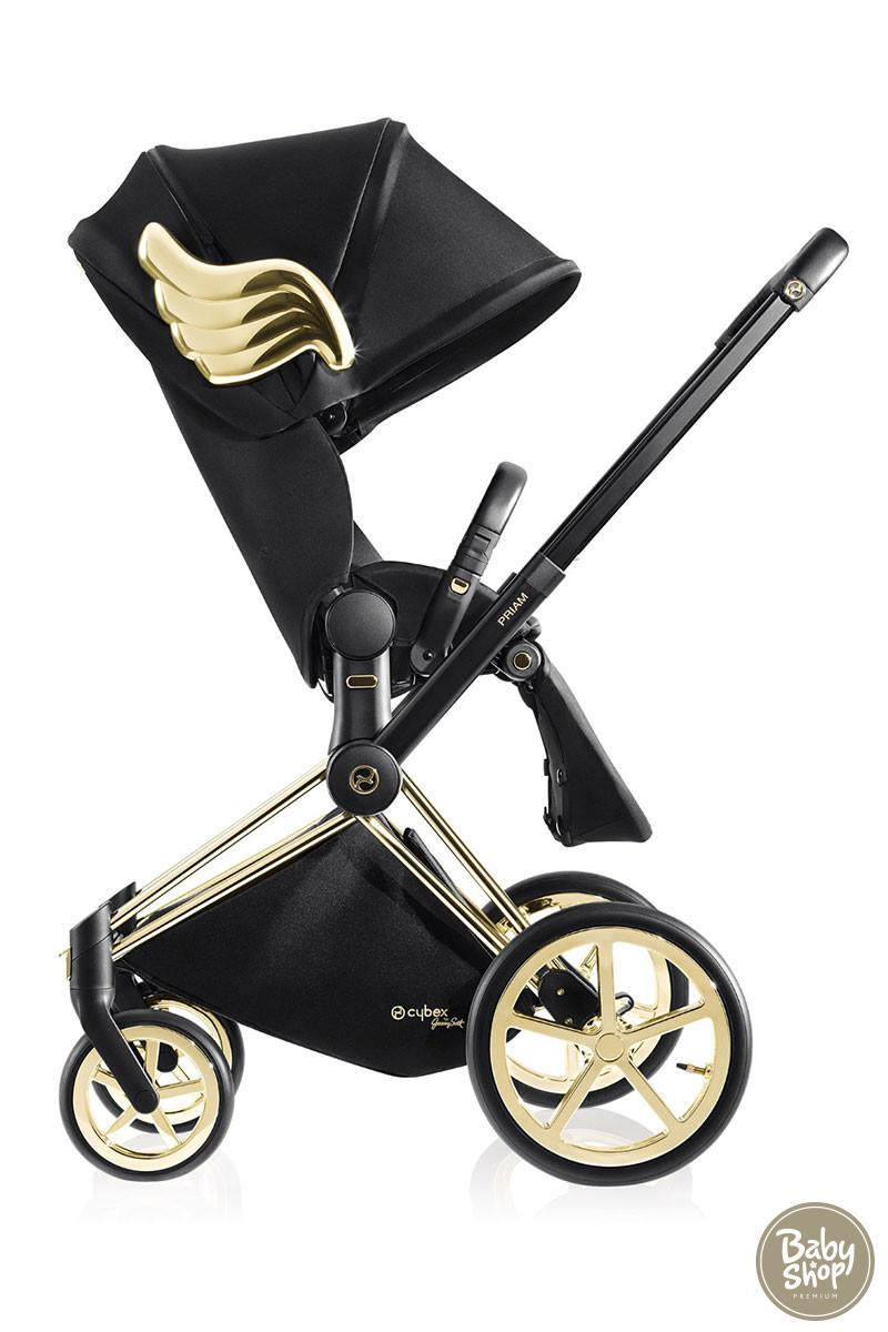 Cybex kolica Priam by Jeremy Scott
