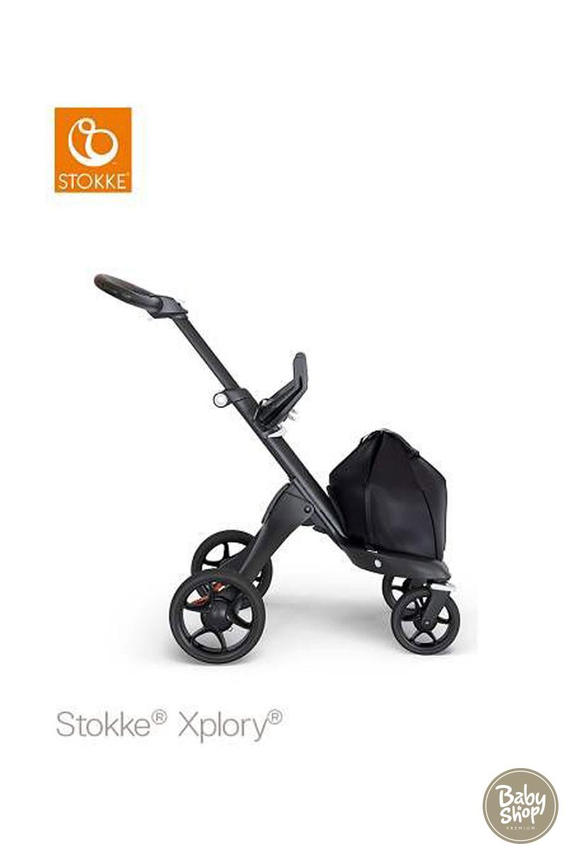 Stokke Xplory Ram Black/Brown
